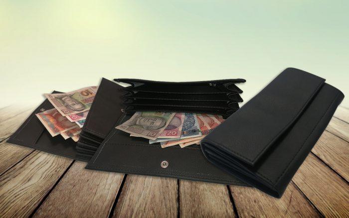 Konobarski novčanik sample - eko koža