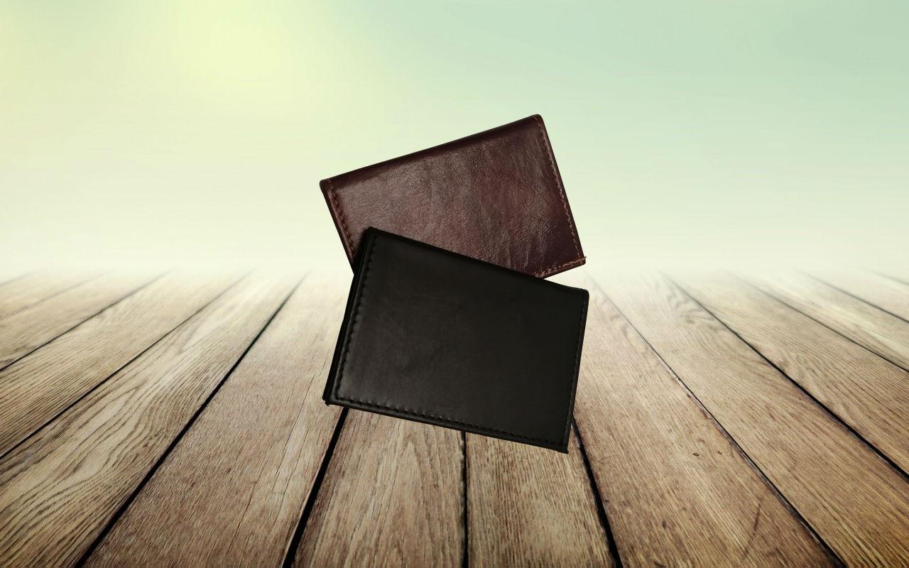 Kožni etui za kreditne kartice