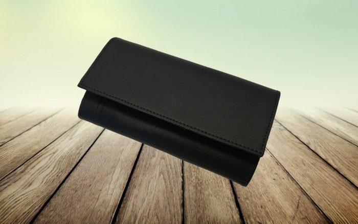 Konobarski novčanik – Prava koža