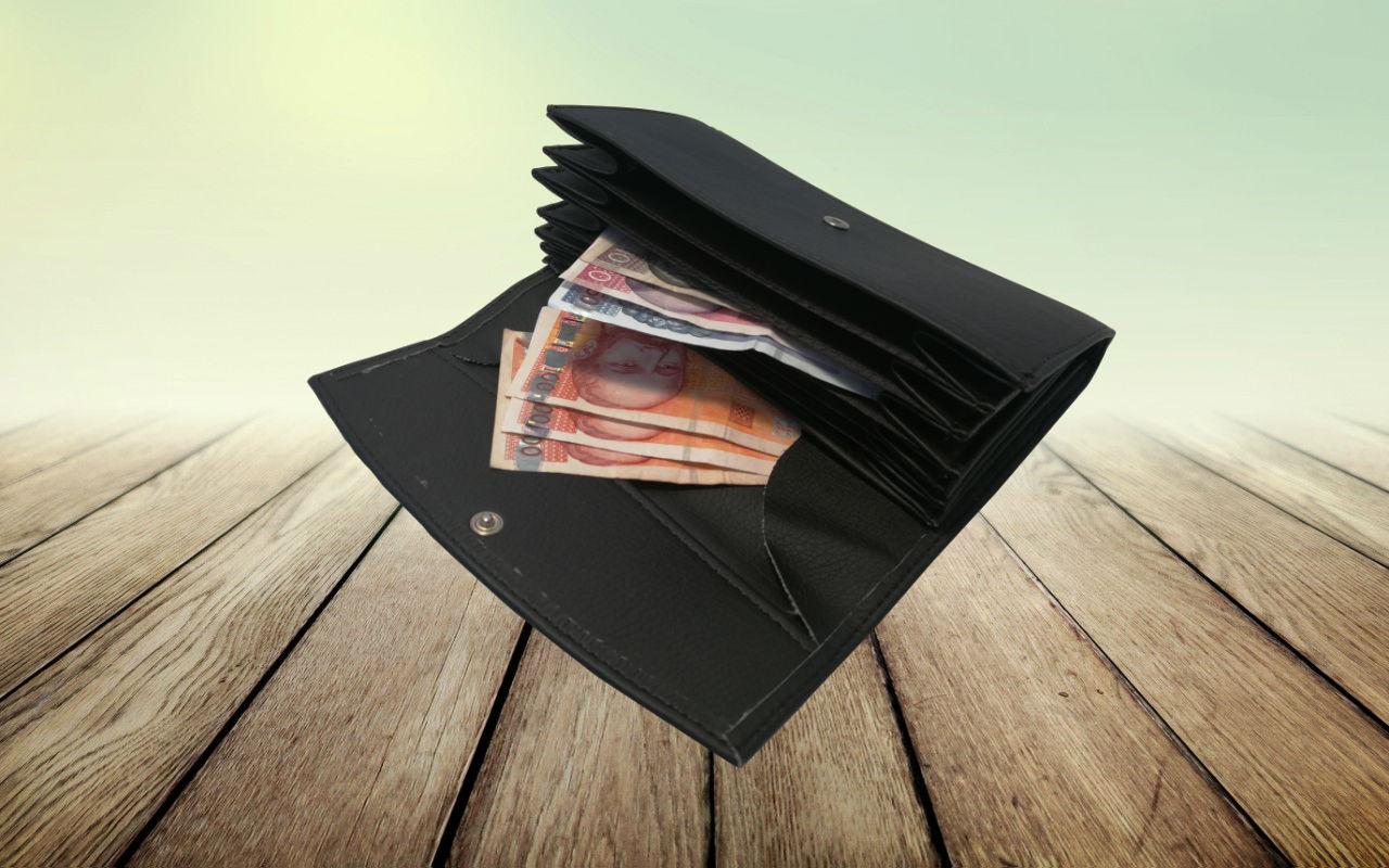 "Konobarski novčanik ""Modern"" – Eko koža"