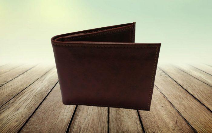 Muški kožni novčanik od prave kože