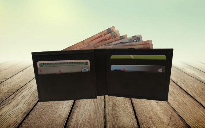 Muški novčanik ručno izrađen od kože